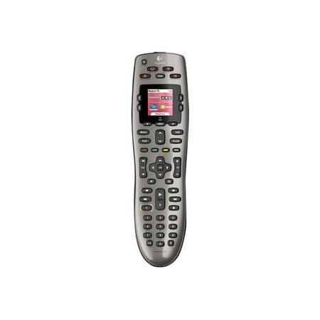 Logitech Harmony 650 Remote - Universal remote control - display - LCD - (Remote Display Head)