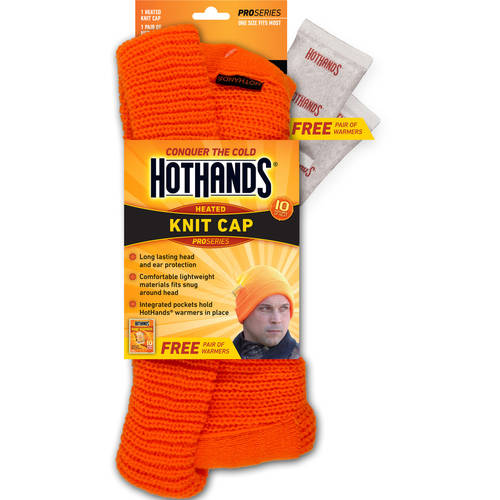 Heatmax HotHands Heated Knit Cap by HeatMax