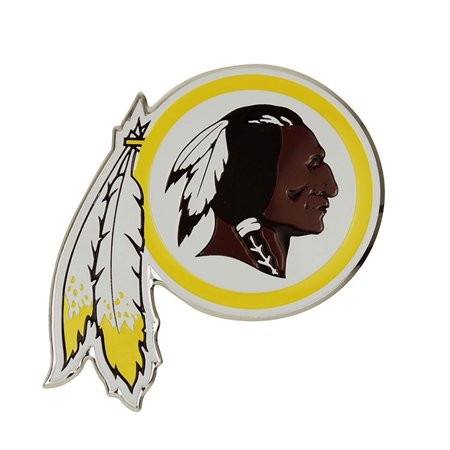 NFL Washington Redskins Colored Emblem Nfl Football Emblem