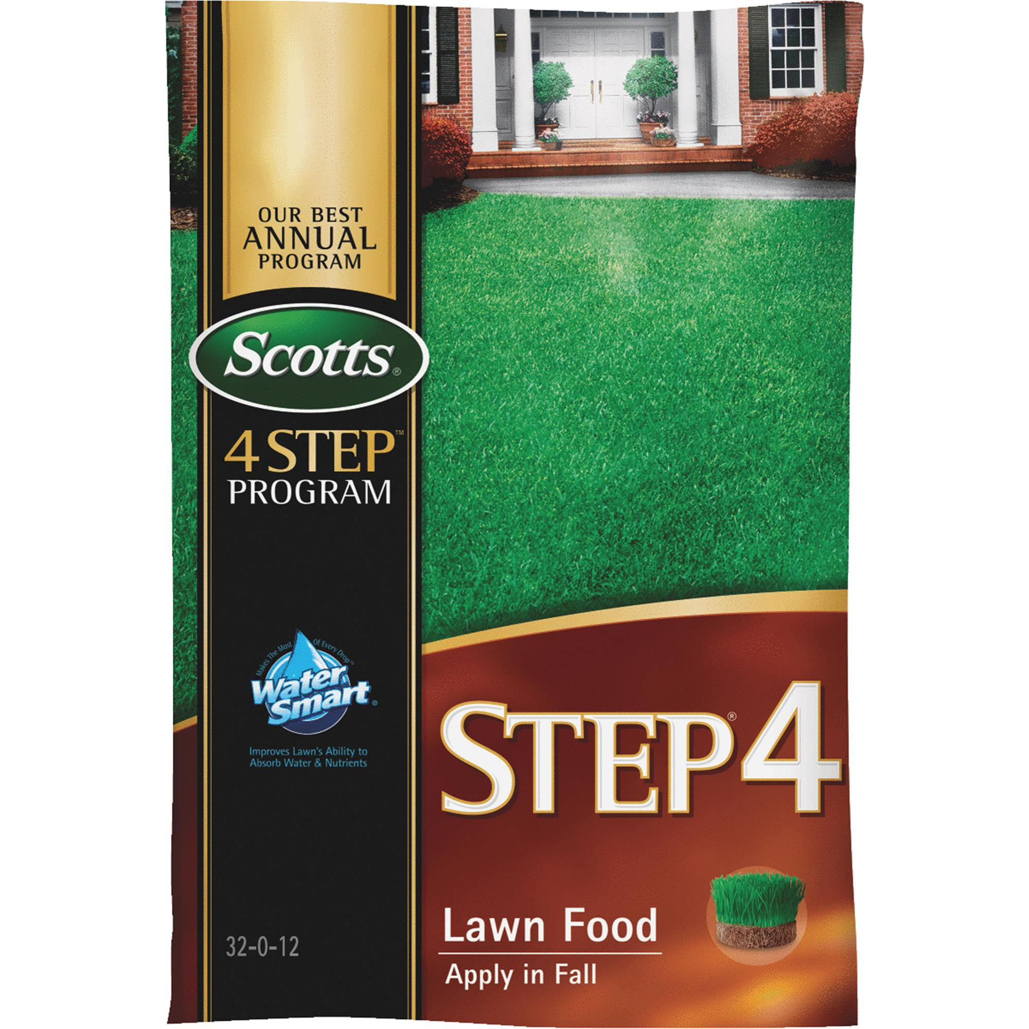 Scotts 4-Step Program Step 4 Fall Lawn Fertilizer