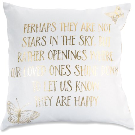 Pavilion - Loved Ones - In Memory - 18 x 11.5 Inch Pillow With