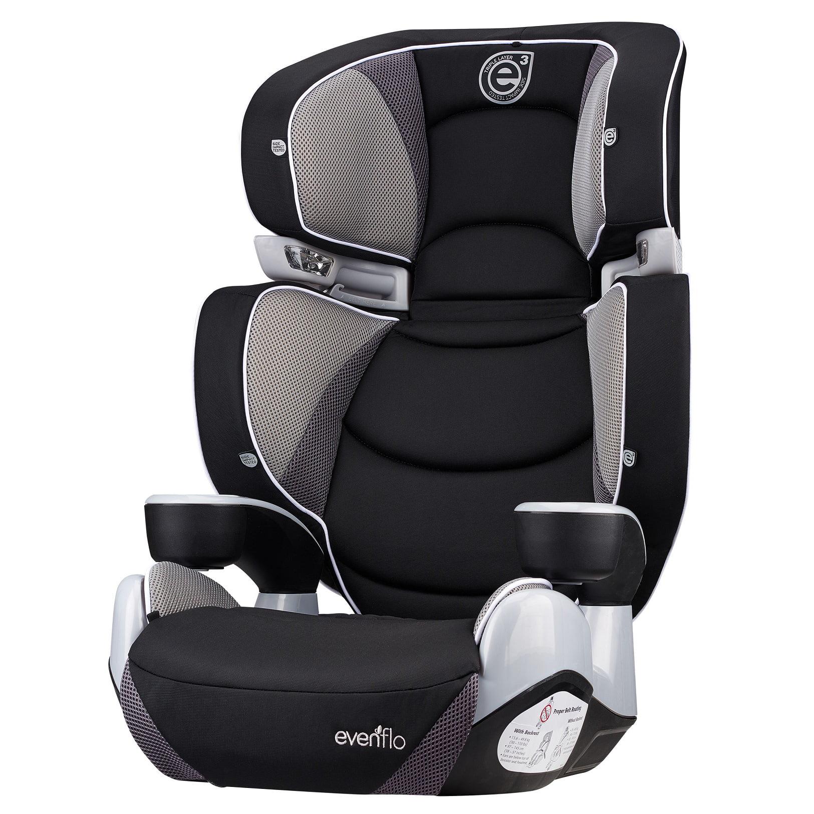 Evenflo Procomfort Rightfit Belt-Positioning Booster Car Seat, Elliot
