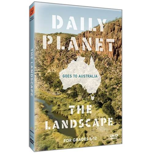 Daily Planet Goes To Australia: The Landscape