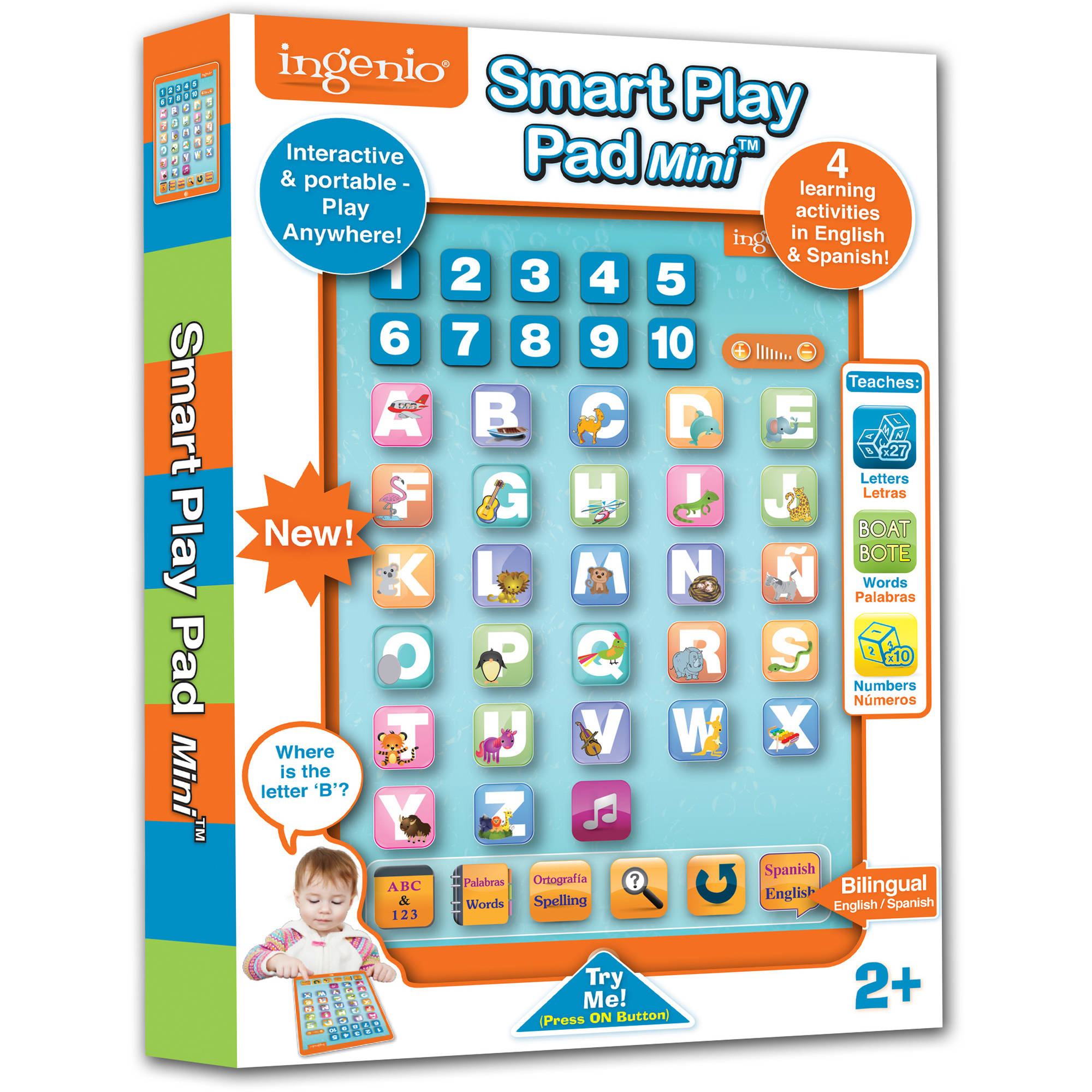Smart Play Mini Play Pad