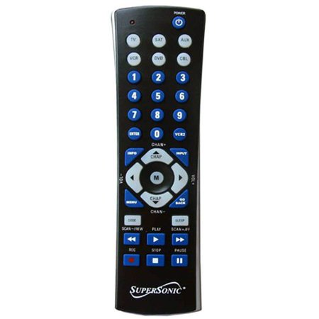 Supersonic Universal Remote Control