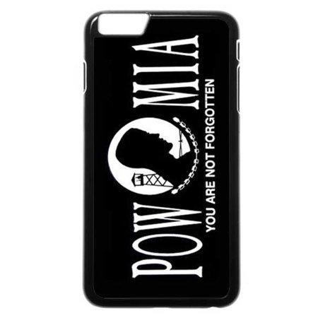 Pow Mia iPhone 6 Plus Case (Plus Plow)