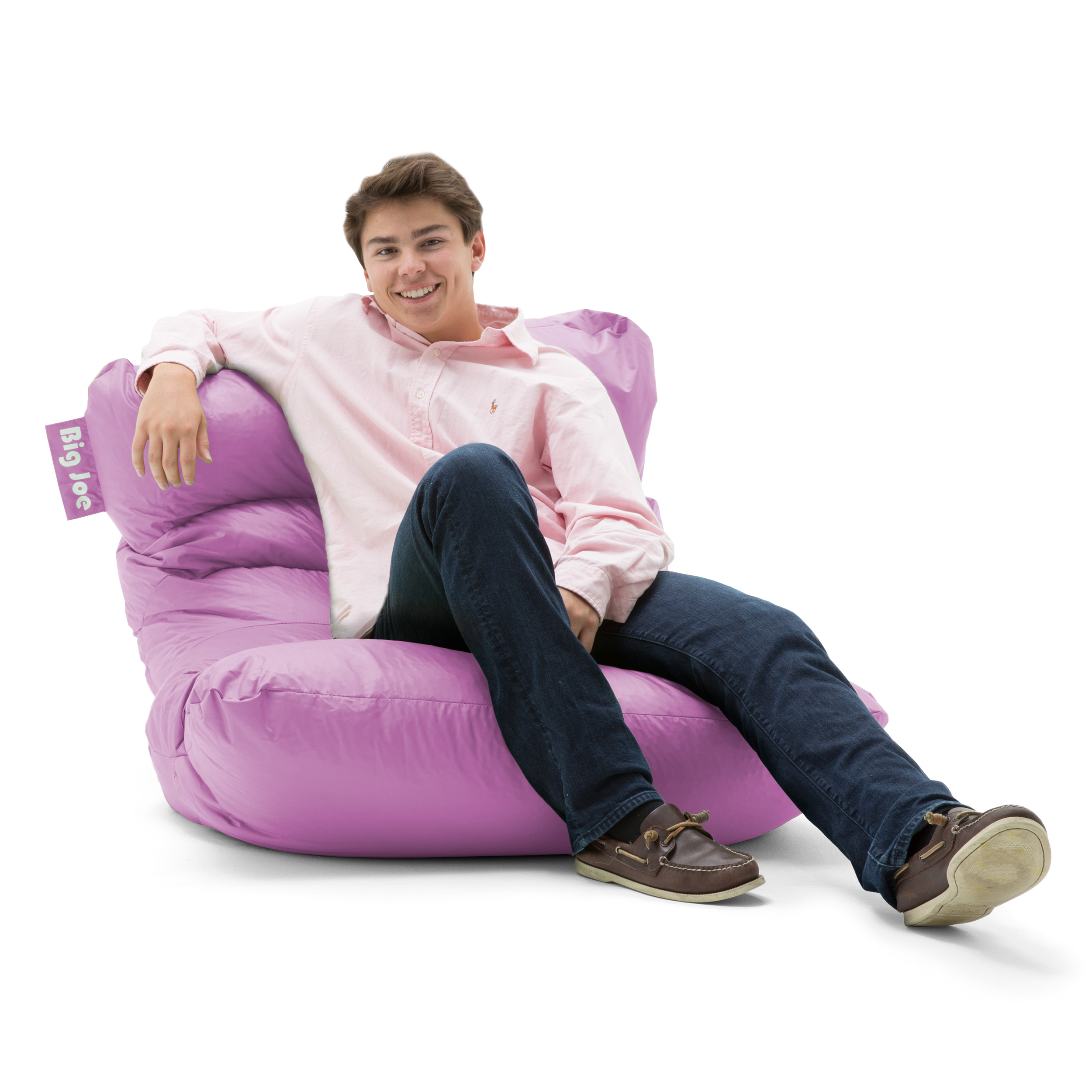 Big Joe Roma Bean Bag Chair, Multiple Colors