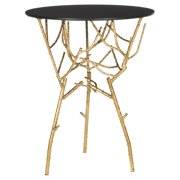 Safavieh Tara Accent Table - Gold