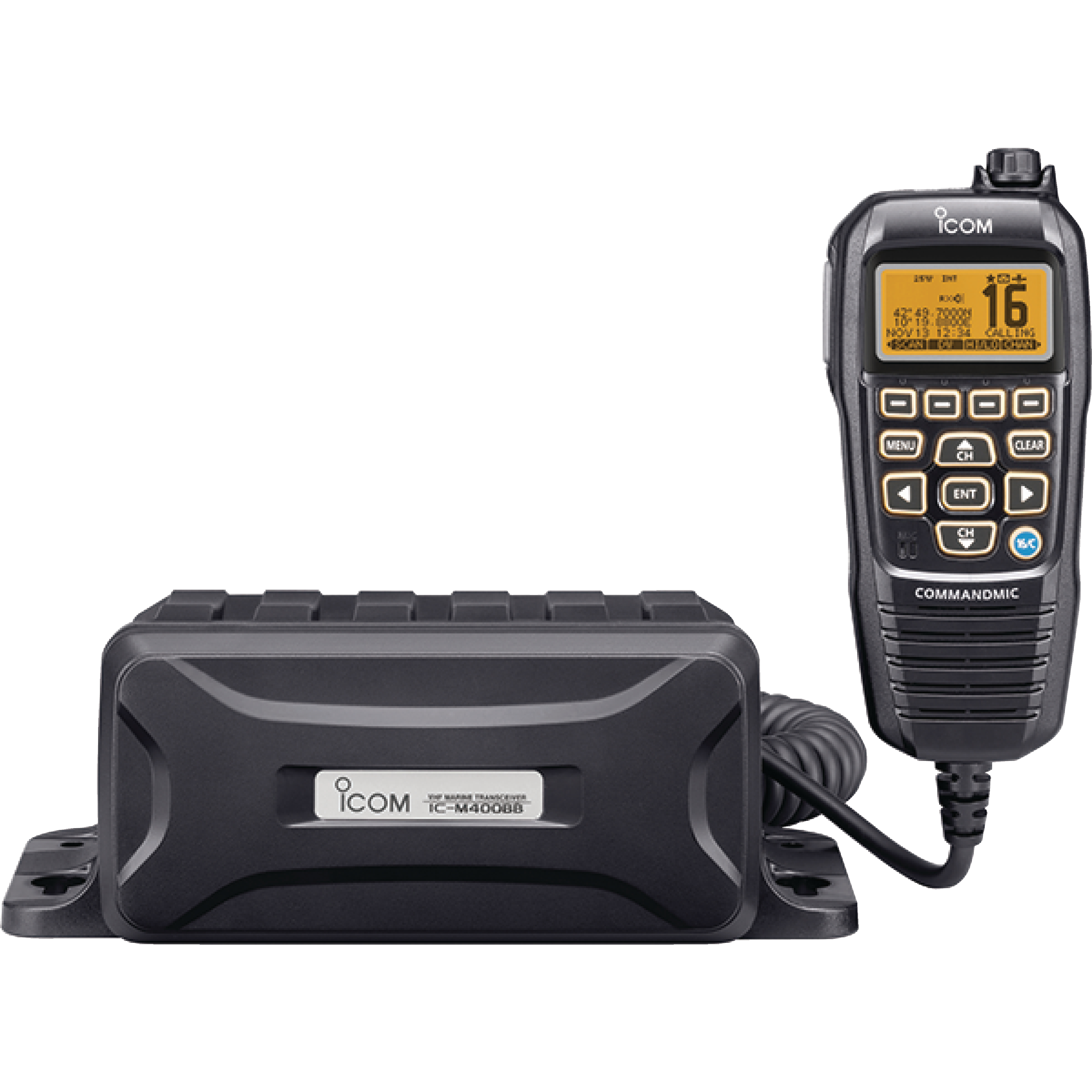Icom Marine Black Box VHF Transceiver