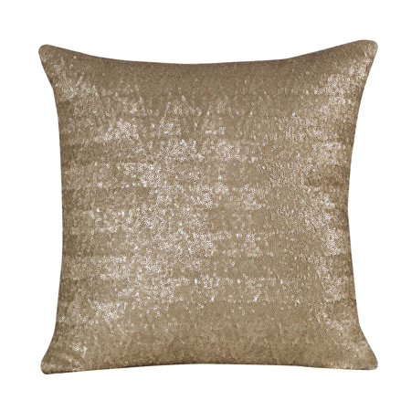 Judith Ripka Home Sequin Decorative Throw Pillow in (Judith Ripka Green)