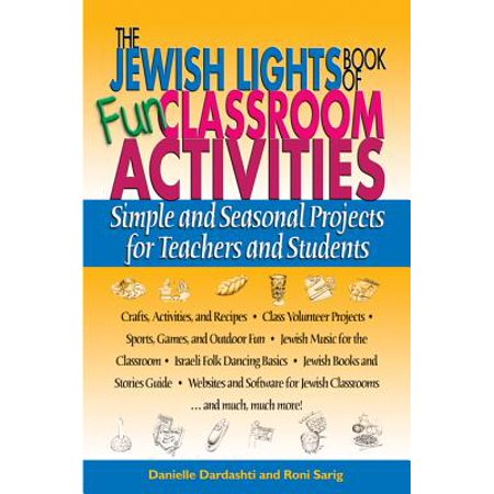 The Jewish Lights Book Of Fun Classroom Activities - eBook (Fun Classroom Activities For Halloween)