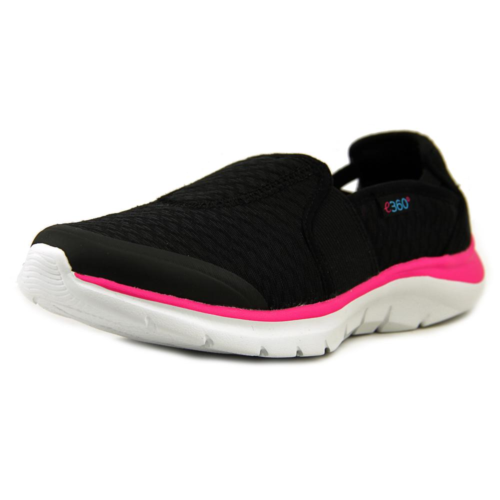 Easy Spirit Myles Women US 9.5 Black Walking Shoe by Easy Spirit