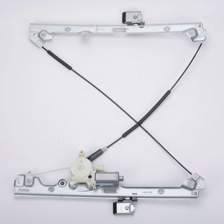 TYC Chevrolet Silverado Front Passenger Side Power Window Regulator Assy