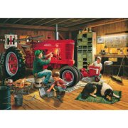 MasterPieces Forever Red 1000 Piece Puzzle