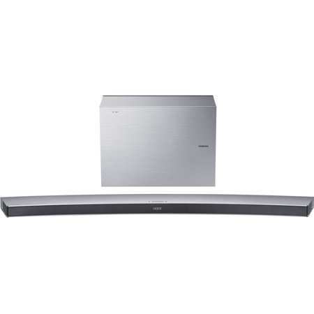 Samsung Wireless Multiroom Curved Sound Bar 4.1ch 320W Wireless Subwoofer (HW-J7501R/ZA)