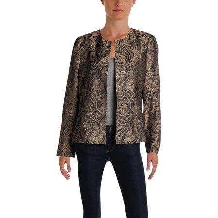 Kasper Womens Business Special Occasion Jacket - Special Occasion Jacket