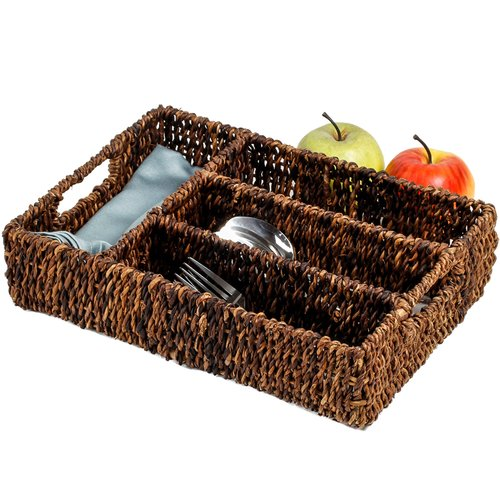 Woodard & Charles Carribbean Accents Flatware Caddy