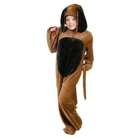 Big Dog Kids Costume (Dog Ears Costume)