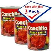 Conchita Cascos de guayaba 32 oz can pack of 3