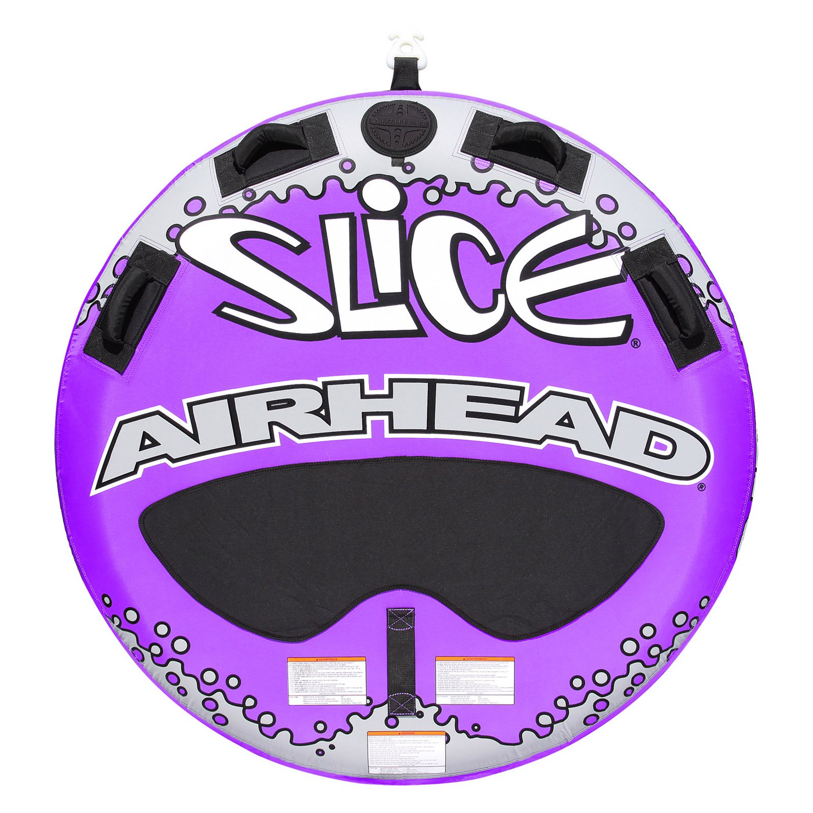 Airhead Big Slice Ski Tube by Kwik Tek Inc