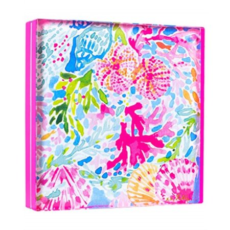 Outstanding Lilly Pulitzer Neon Pink Acrylic Picture Frame Walmart Com Alphanode Cool Chair Designs And Ideas Alphanodeonline