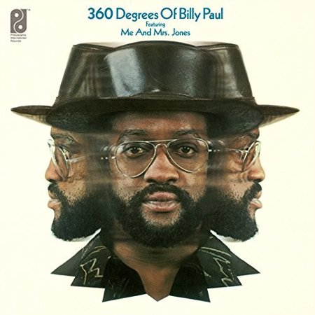 360 Degrees Of Billy Paul (Vinyl)