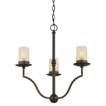 Sea Gull Lighting Trempealeau 3110603-191 3-Light Chandelier