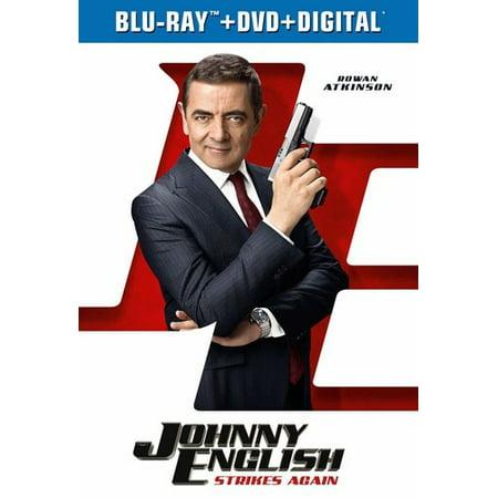 Halloween 2 Full Movie English (Johnny English Strikes Again (Blu-ray + DVD + Digital)