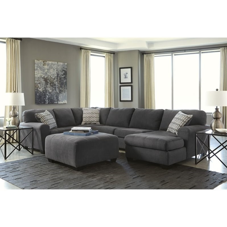 Ashley Soon 4 Piece Right Chaise, Ashley Furniture Peoria
