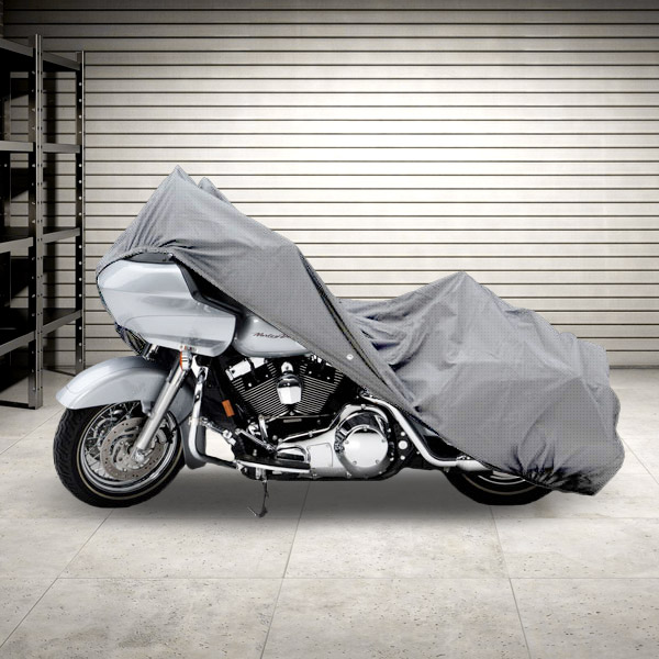 Motorcycle Bike 4 Layer Storage Cover Heavy Duty For Honda VTX 1800 TYPE S N F T RETRO