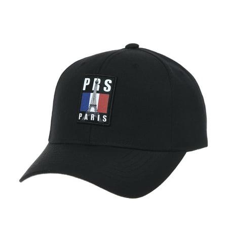 WITHMOONS Baseball Cap Paris Eiffel Tower Patch Plain Ball Cap For Men Women Hat AC1993 - Paris Hat