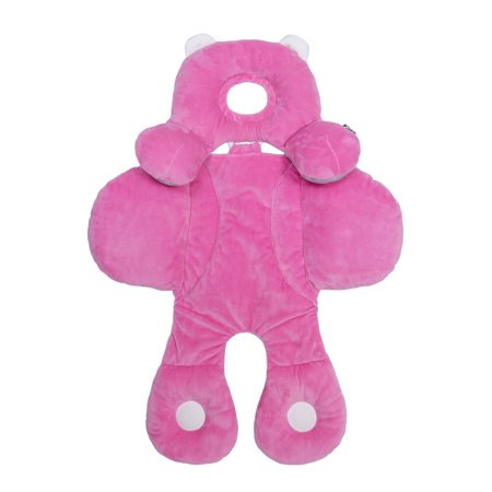 BenBat Infant Head, Neck and Body Support Pillow, Pink