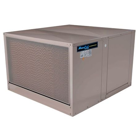 MasterCool AD1C7112 7000 CFM 2 Speed Down Draft 12 In. Media Evaporative Cooler