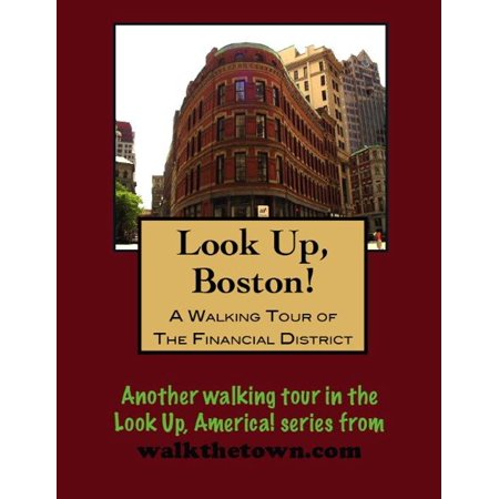 A Walking Tour of the Boston's Financial District - - Financial District Halloween