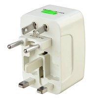 World Universal Travel Adapter Charger