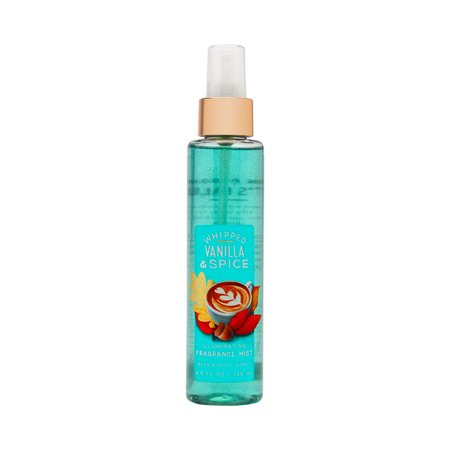 Bath & Body Works Whipped Vanilla & Spice 4.9 oz Illuminating Fragrance (Body Works Whipped)