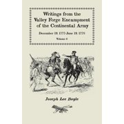 Writings from the Valley Forge Encampment of the Continental Army : December 19, 1777-June 19, 1778, Volume 6, A My Constitution Got Quite Shatter'da