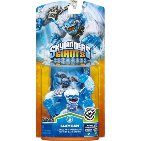 Skylanders Giants Single Pack Character](Skylander Crusher)