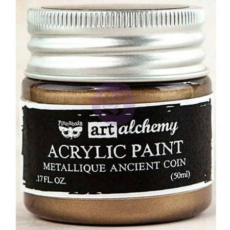 Finnabair Art Alchemy Acrylic Paint  1 7 Fl Oz