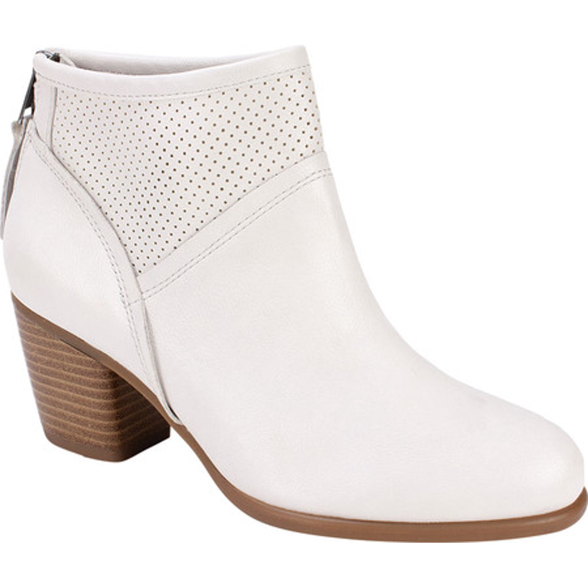 9b982faa89264 Women's White Mountain Galveston Ankle Bootie Sand Nappa Smooth  Polyurethane 9.5 M