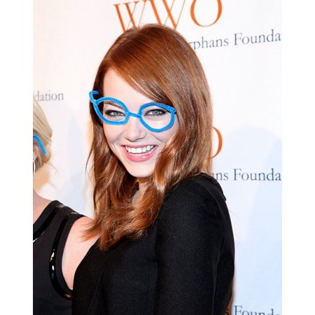 Emma Stone At Arrivals For The Worldwide Orphans Foundation 7Th Annual Benefit Gala Cipriani Restaurant Wall Street New York Ny November 14 2011 Photo By Andres OteroEverett Collection
