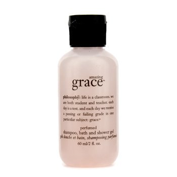 Philosophy Amazing Grace Shampoo, Bath and Shower Gel, 2