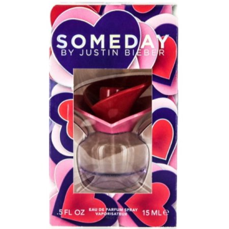 Someday By Justin Bieber Eau De Parfum Spray 0 5 Oz