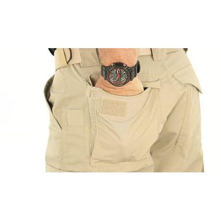 TRU-SPEC Men's 24-7 Tactical Pant, Black, 42 x 32-Inch - image 1 of 7