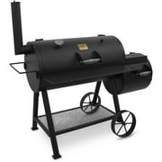 Best Smokers - Oklahoma Joe's Highland 879 Square Inch Offset Smoker Review