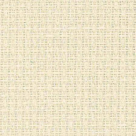 - Zweigart 11-Ct. Aida Cloth-1 Yd X 43