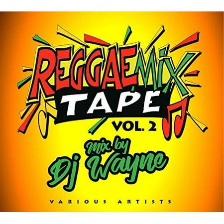 Reggae Mix Tape, Vol. 2 (Mix By Dj Wayne) (Various
