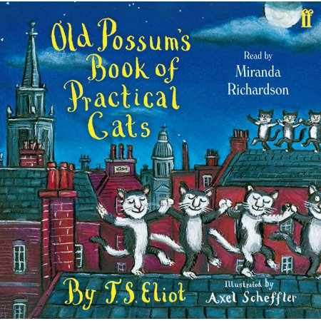 Old Cast (Old Possum's Book of Practical Cats (Audio CD) )