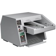 """Hatco ITQ-1750-2C Intelligent Toast-Qwik Dual Conveyor Toaster with 2 1/4"""" Opening and Digital Controls - 240V"""