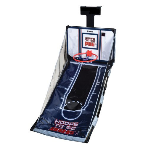 Franklin Hoops To Go Pro Basketball Set